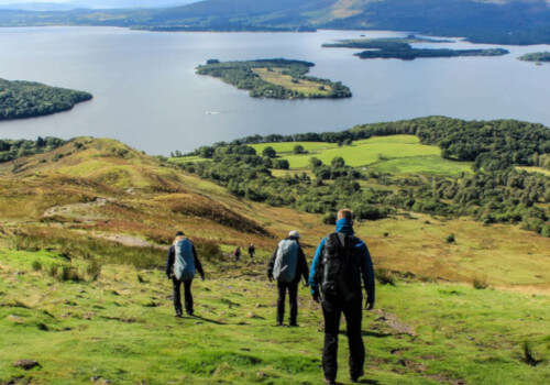 Wandern in Schottland - West Highland Way